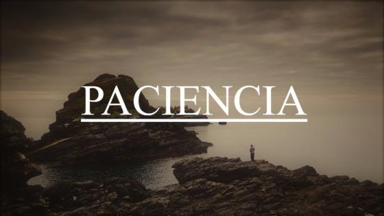 La imagen tiene un atributo ALT vacío; su nombre de archivo es Paciencia.jpg